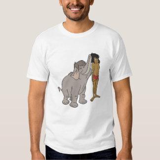 Elefante del bebé de Mowgli del libro de la selva Camisas