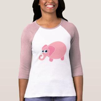 Elefante del bebé camisetas