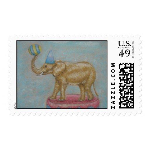 elefante del circo