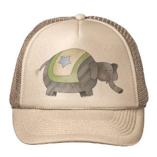 Elefante del circo gorro