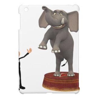 Elefante del dibujo animado