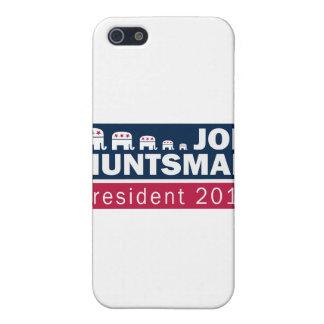 Elefante del presidente 2012 republicano del Hunts iPhone 5 Cárcasa