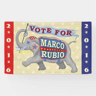 Elefante del presidente 2016 republicano de Marco