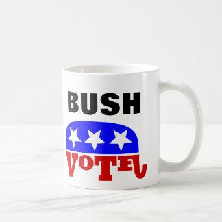 Elefante del republicano de Jeb Bush del voto Taza