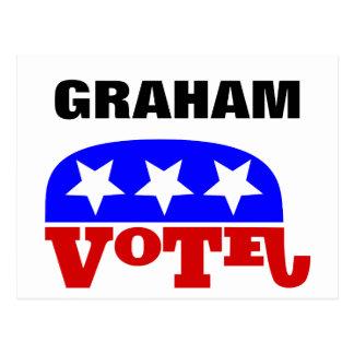 Elefante del republicano de Lindsey Graham del Postal