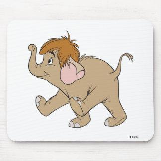 Elefante Disney del bebé Alfombrillas De Ratones