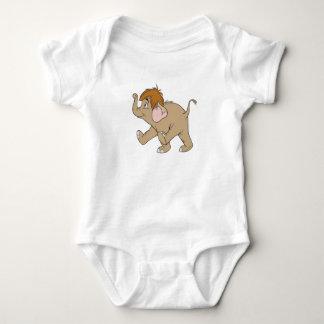 Elefante Disney del bebé Body Para Bebé