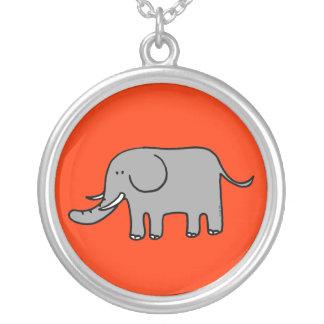 Elefante divertido joyerias