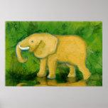 Elefante Doodle Posters