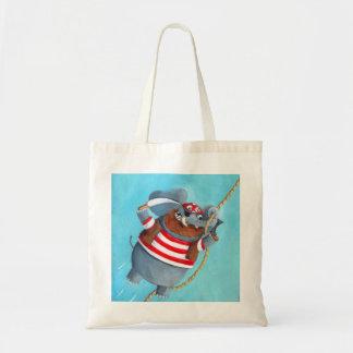 Elefante - el mejor animal del pirata bolsa