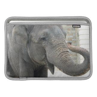 "Elefante el tocar la trompeta 11"" manga de MacBook Fundas MacBook"
