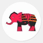 Elefante Etiquetas