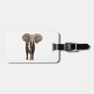 Elefante Etiquetas Para Maletas