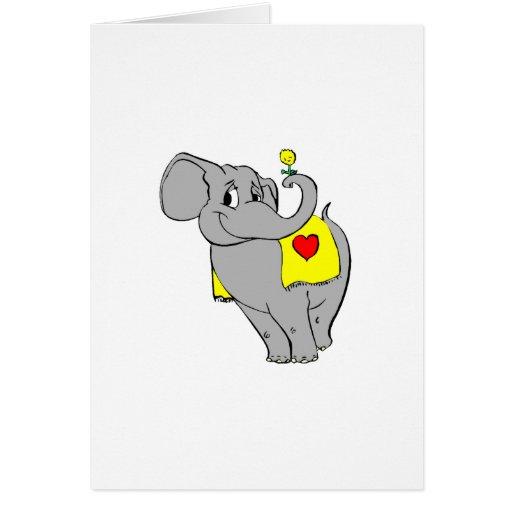 Elefante Felicitaciones
