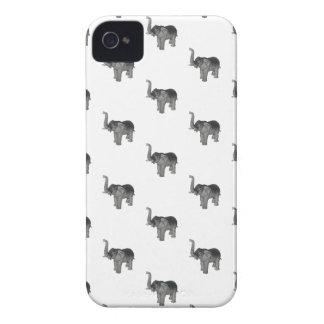 Elefante iPhone 4 Carcasas