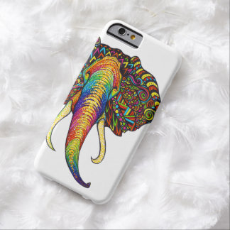 Elefante Funda Barely There iPhone 6