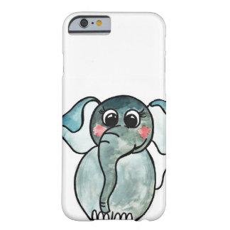 Elefante Funda Barely There iPhone 6