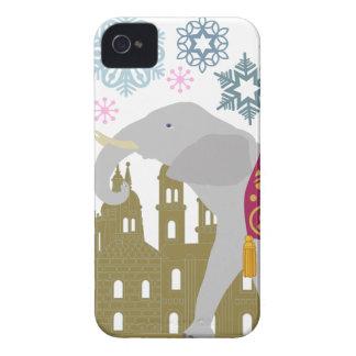 Elefante Funda Para iPhone 4