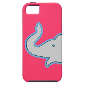 Elefante Funda Para iPhone SE/5/5s
