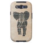Elefante Galaxy S3 Funda