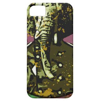 Elefante general iPhone 5 carcasas