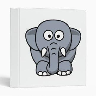 Elefante gris adorable