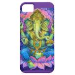 Elefante hindú afortunado del caso del iPhone 5 de iPhone 5 Case-Mate Carcasas