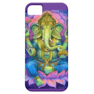 Elefante hindú afortunado del caso del iPhone 5 de iPhone 5 Carcasas