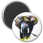 Elefante Imán De Frigorífico