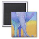 elefante iman para frigorífico