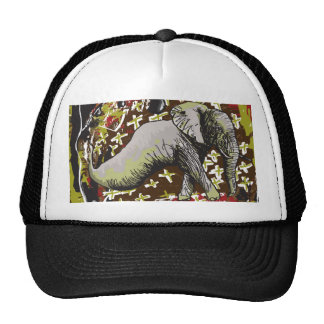 Elefante in the know trucker hat