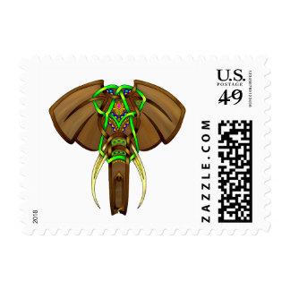 Elefante indio sellos