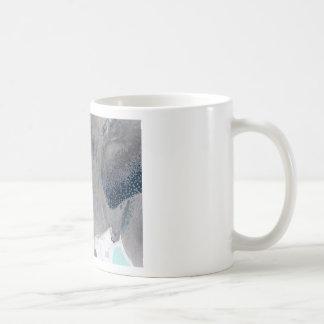 ¡elefante! invertido taza