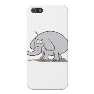 Elefante iPhone 5 Funda