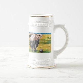 Elefante Jarra De Cerveza