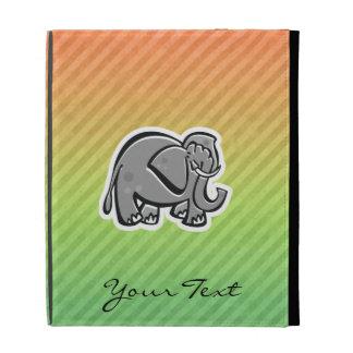 Elefante lindo; Colorido