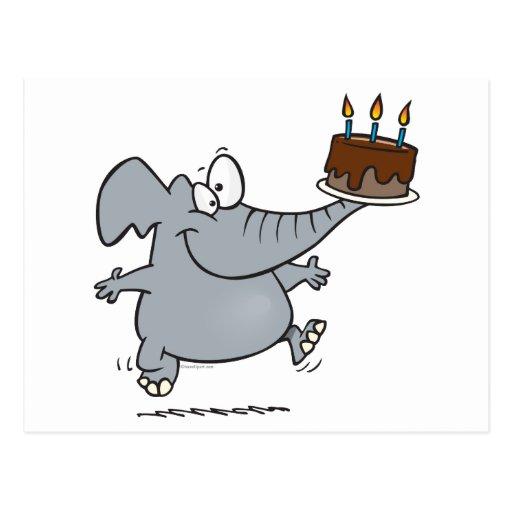 Feliz Cumple ccaio Elefante_lindo_con_la_torta_de_cumpleanos_del_tarjeta_postal-rb53f3a17a3de41afb06fbd57efd5642c_vgbaq_8byvr_512