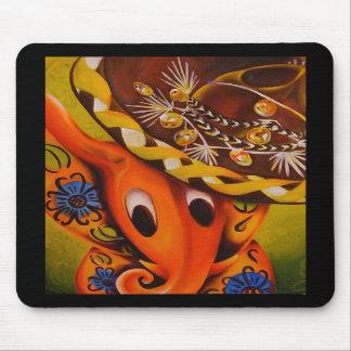 Elefante melancólico Mousepad