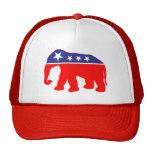 Elefante modernizado del GOP Gorras De Camionero