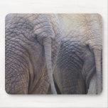 Elefante Mousepad/Mousemat Alfombrillas De Raton
