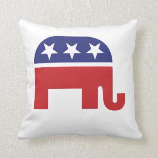 Elefante original republicano cojín