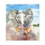 Elefante pacífico bloc
