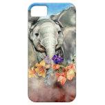 Elefante pacífico iPhone 5 carcasa