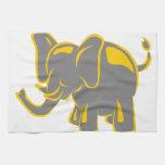 Elefante Panos De Prato