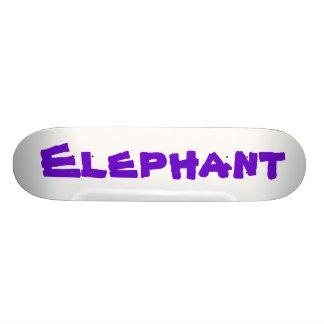 Elefante Patines Personalizados