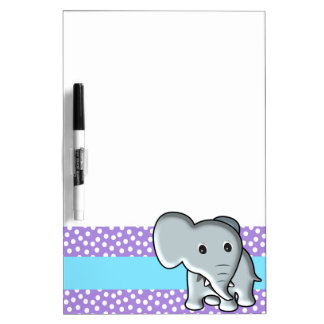 Elefante Pizarra Blanca