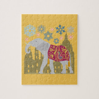 Elefante Puzzle