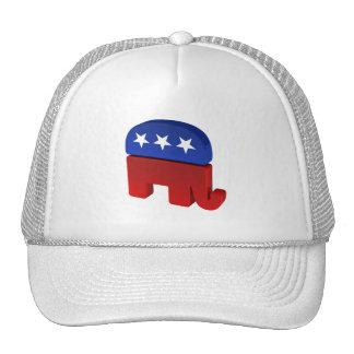 Elefante republicano gorro