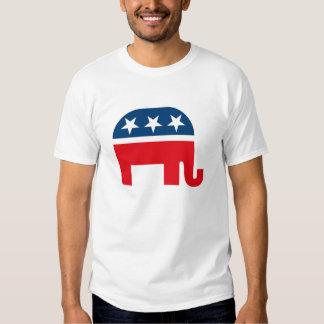 Elefante republicano poleras