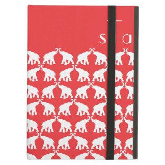 Elefante rojo
